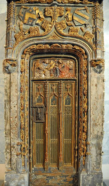 A Door in St Petersburg, Russia april 26 2014