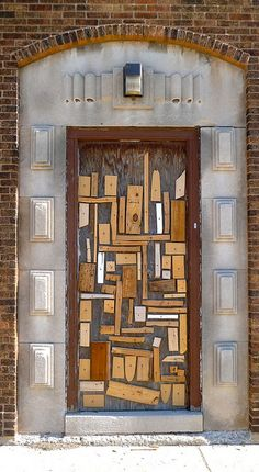 Chicago door