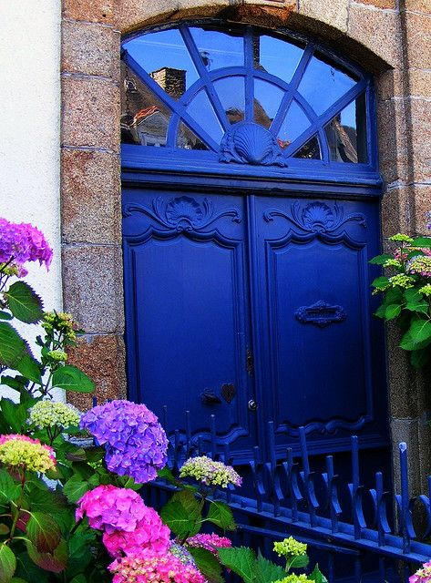 Fabulous French door