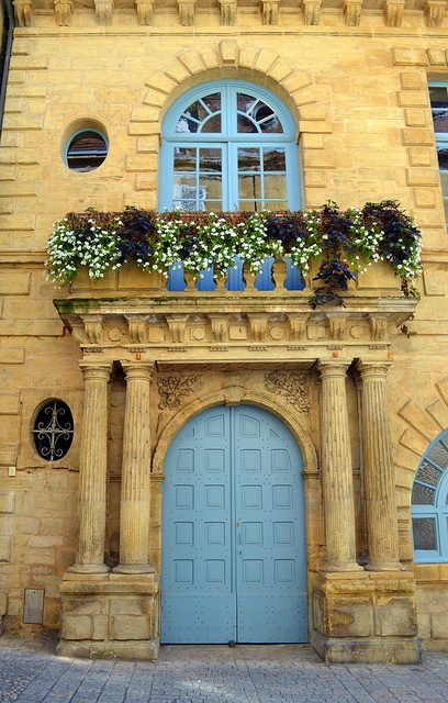 Village of Sarlat, France