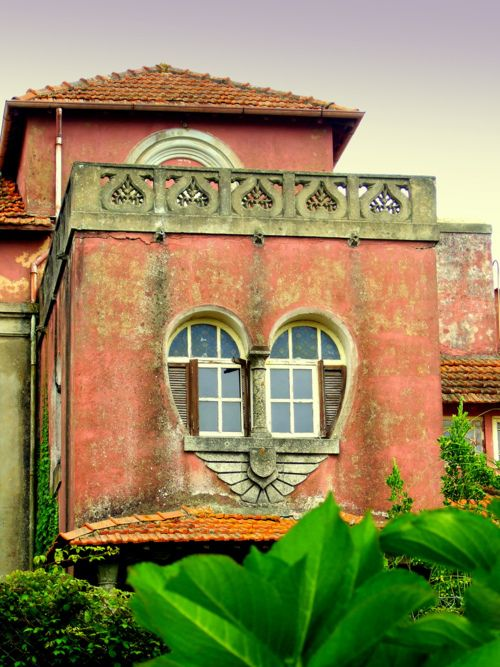 Heart window - Portugal